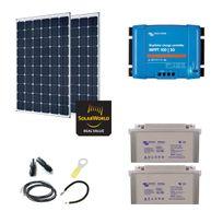Myshop-solaire - Kit solaire 600w autonome 24v