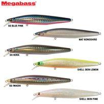 Megabait - Leurre Coulant Megabass Marine Gang 12CM