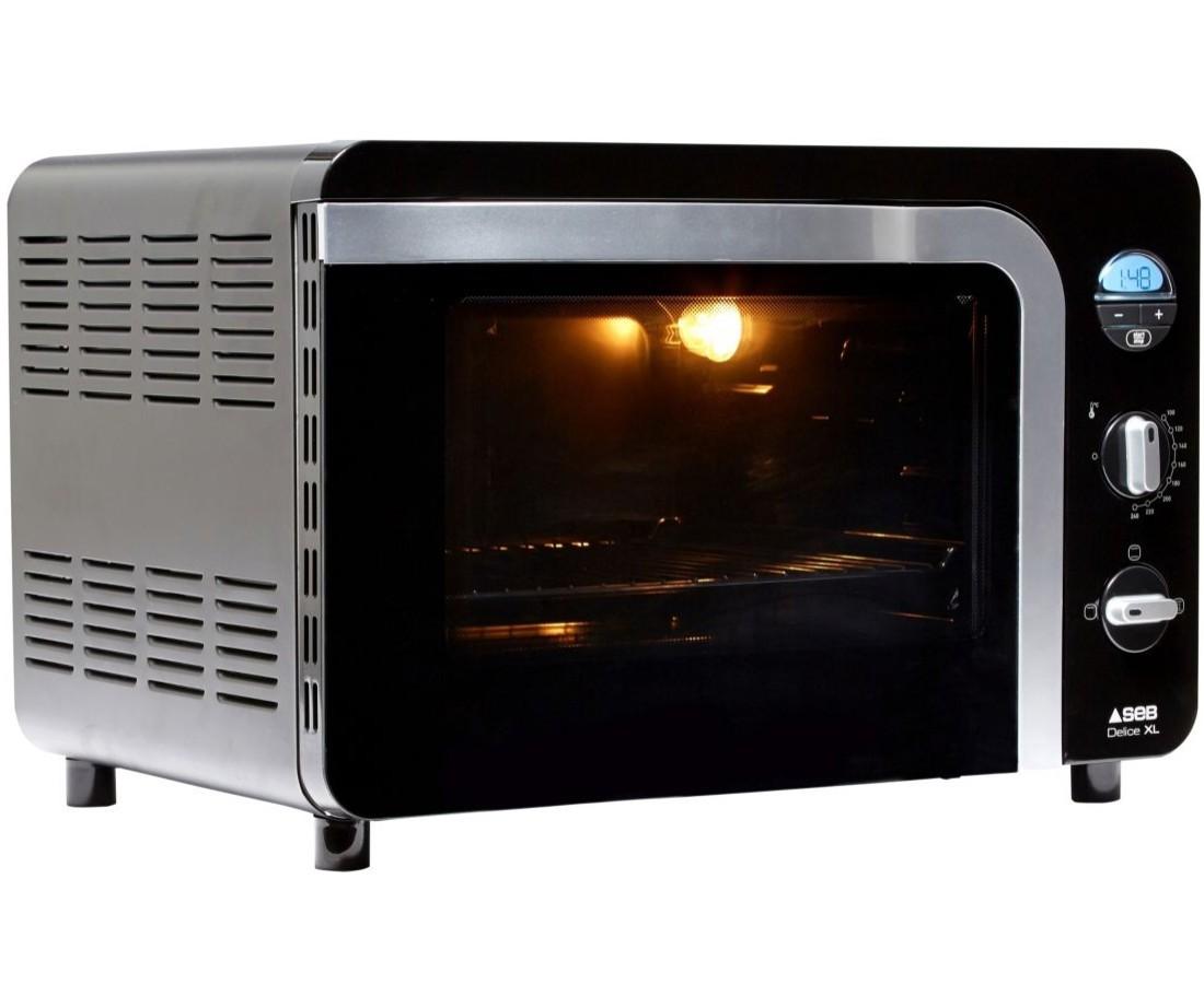seb mini four d lice xl of281811 pas cher achat vente mini four rueducommerce. Black Bedroom Furniture Sets. Home Design Ideas