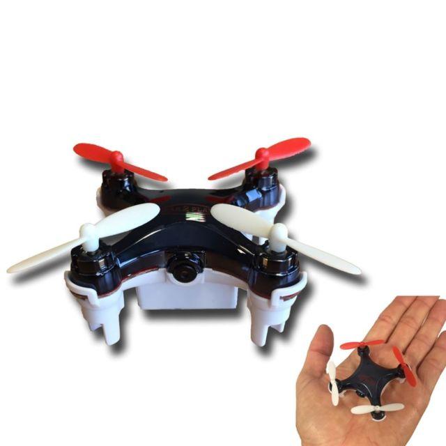 No Name Hélicoptères télécommandés Chic   Gear2Play Drone     Nano Spy     avec caméra Tr80522