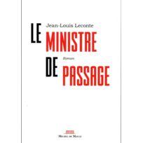 Michel De Maule - Le ministre de passage