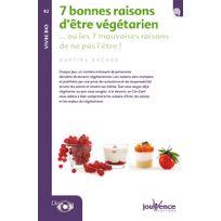 Jouvence - 7 bonnes raisons d'être végétarien Livre, éditeur