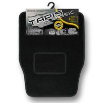 Autoselect - 4 Tapis de sol Classic noir