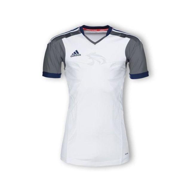 Adidas Hb Fk Jersey M Blc Maillot Handball France Homme