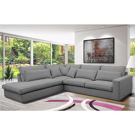 canap angle gauche. Black Bedroom Furniture Sets. Home Design Ideas