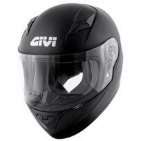 Givi - casque intégral moto scooter Junior 4 enfant noir mat