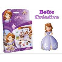 Totum - Bj640016 - Loisirs CrÉATIFS - Disney Sofia - Sticker Sceneries