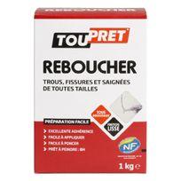 Toupret - Enduit rebouchage Boîte 1kg