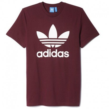 t shirt adidas bordeaux