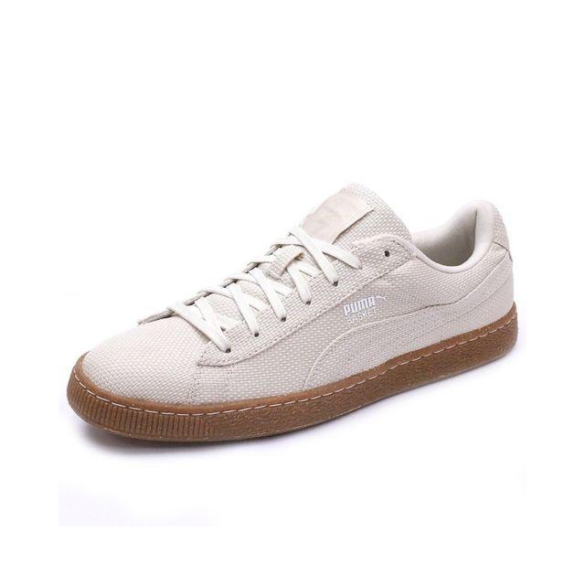 puma beige Soldes Chaussures Sport achat pas cher