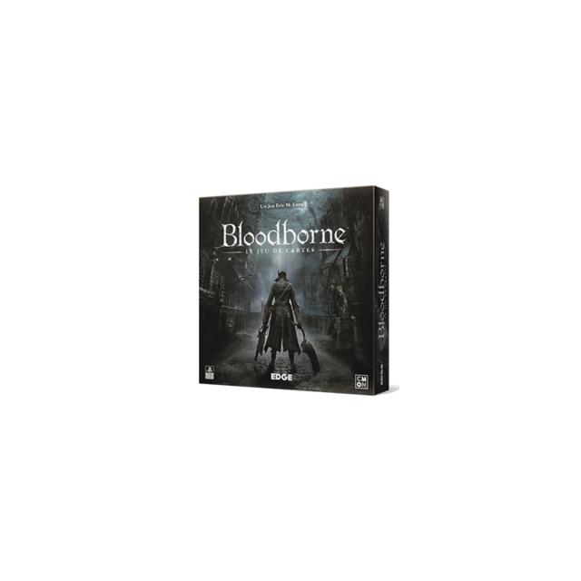 Bloodborne - Le Jeu de Cartes - Jeu de société