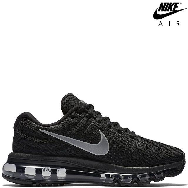 Nike - Wmns Air Max 2017 - 849560-001 noir / argent / Black /