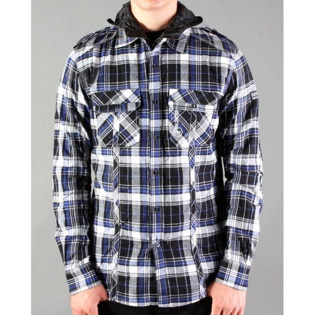 Achat Pas Dtf Ecko Vente Surchemise Jacket Unltd Bleu Cher xvFXr0qPXw