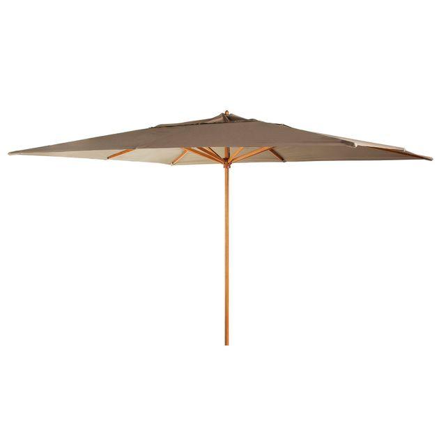 parasol rectangulaire 3x4m pas cher. Black Bedroom Furniture Sets. Home Design Ideas