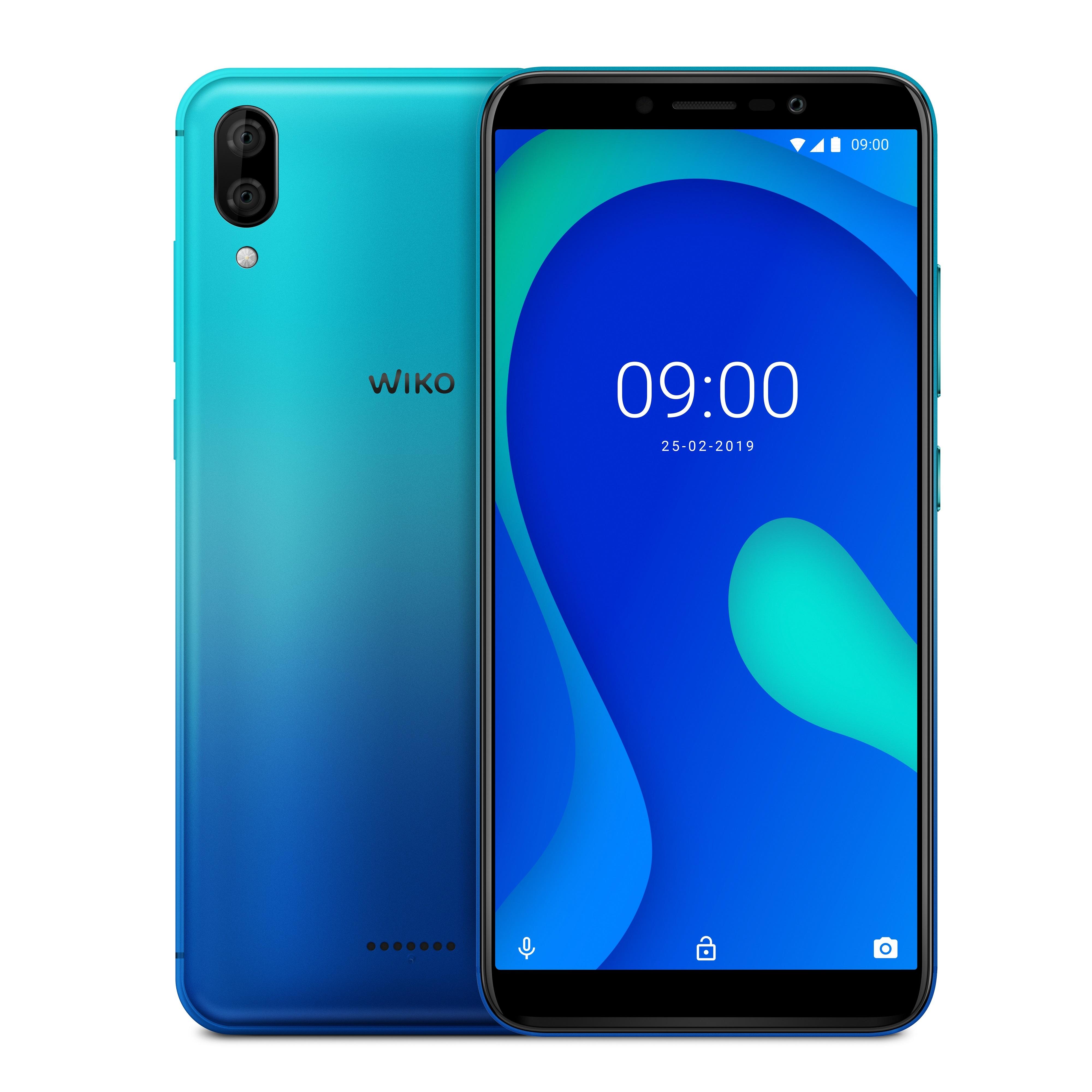 WIKO Y80 - 16 Go - Turquoise