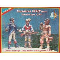 Soclaine - Coffret de 3 figurines - Corsaires