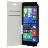 Mozo - Works With Nokia T Bar Classic Blanc Pour Nokia Lumia 830