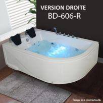baignoire double balneo achat baignoire double balneo pas cher rue du commerce. Black Bedroom Furniture Sets. Home Design Ideas