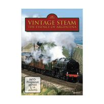 Fast - Vintage Steam - the Essence of Argentina Import anglais