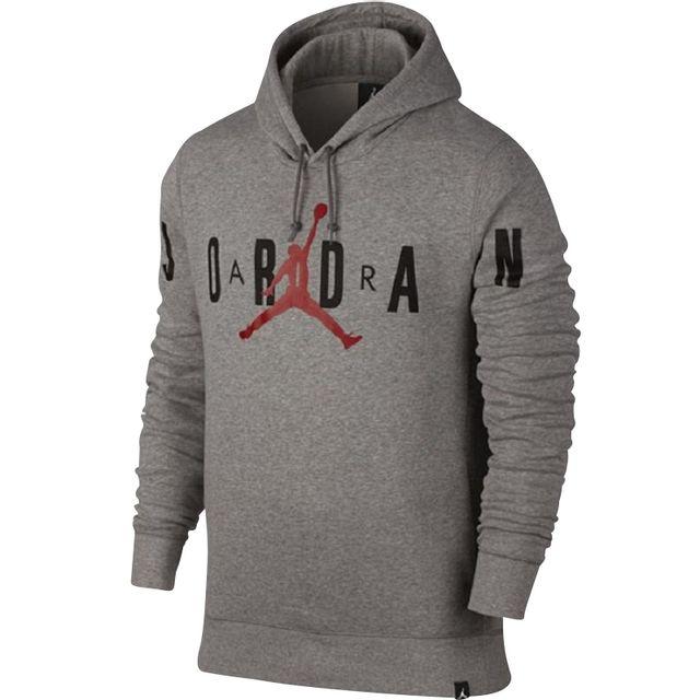 8fca5399f6c Nike - Sweat à capuche Jordan Flight Fleece Graphic - pas cher Achat ...