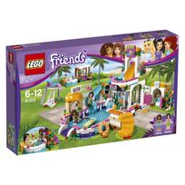 Lego - La piscine d'Heartlake City - 41313