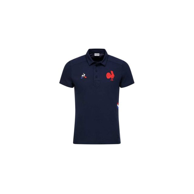 Polo rugby Xv de France présentation 20192020 adulte