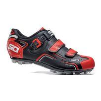 Sidi - Chaussures Vtt Buvel noir rouge