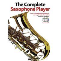 Wise Publications - Complete Saxophone Player + 2 Cds - Saxophone Alto