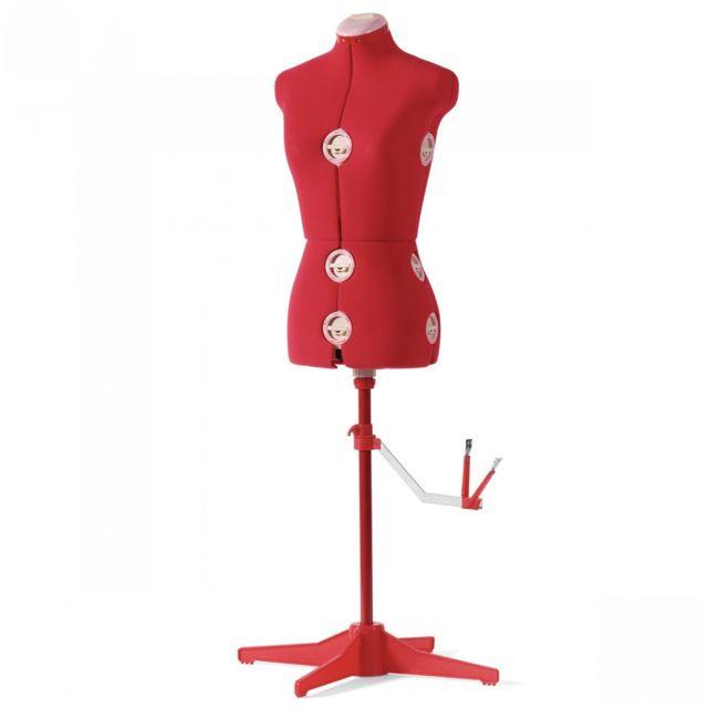 SINGER Mannequin de couturière sur pied buste de couture
