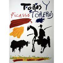 Ricordi Arte - Puzzle 1000 pièces : Toros y toreros, Pablo Picasso