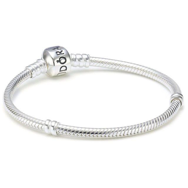 bracelet pandora argent en solde