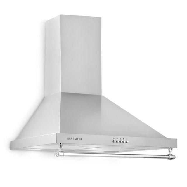 KLARSTEIN   Montblanc Hotte Aspirante 610m³/h 165W 2x1,5 W LED Avec Rail