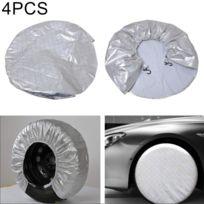 Housse de roue de secours noire pour auto voiture 4x4 caravane camping car utilitaire pour taille 235//65R17
