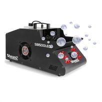 BEAMZ - SB1500LED machine à fumée & bulles savon 1500W réservoir 1,35L LED RVB DMX
