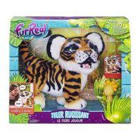 Hasbro - FurReal Friends-Peluche tigre Tyler rugissant