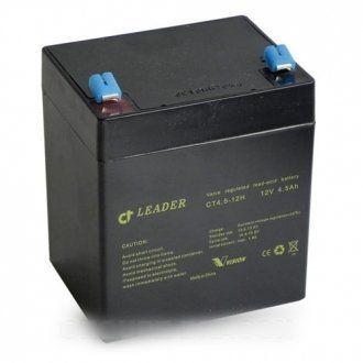 Tornado Batterie 6v 4.5 ah electrolux pour aspirateur