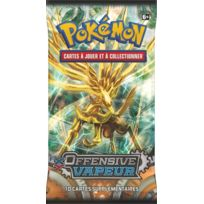 Pokemon Company International - Cartes à collectionner - Pokemon Jcc - Xy Offensive Vapeur : 1 Booster