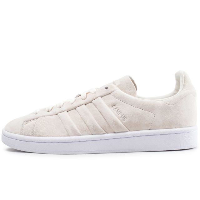 buy popular 4d1c8 4b0c4 Adidas originals - Campus Stitch And Turn Beige - pas cher Achat  Vente  Baskets homme - RueDuCommerce