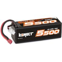KONECT - Lipo Hardcase 4S 14.8V 5500mAh 60C