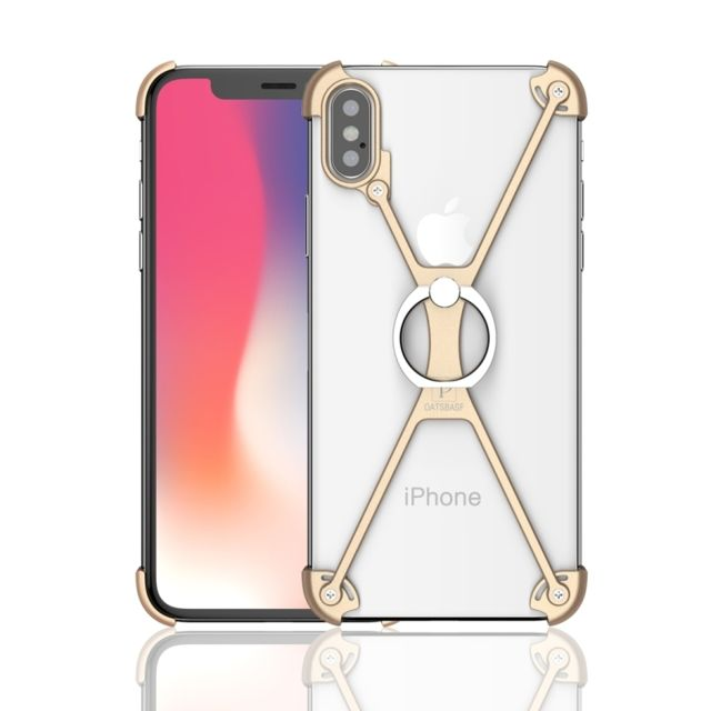 coque iphone x angle