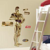Roommates - Stickers Géant C3PO Star Wars