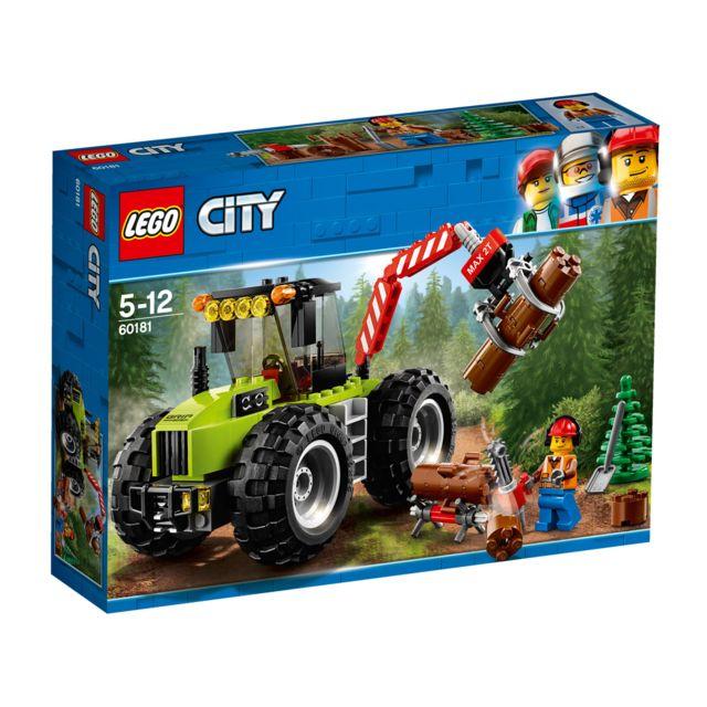 City Le Tracteur 60181 Tracteur Forestier Le Forestier City QrChBodtsx