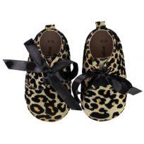 Angel'S Face - Ballerine bébé léopard à paillettes