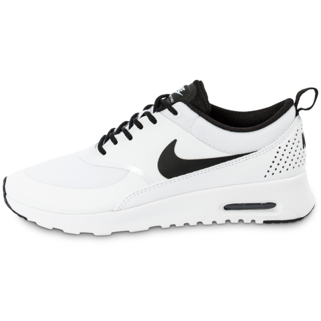 super popular 45a64 f3cd3 Nike - Nike Air Max Thea Blanche - Baskets Femme