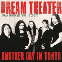 Chrome Dreams - Dream Theater - Another Day in Tokyo Radio Broadcast Tokyo 1995 Boitier cristal
