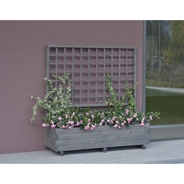 marque generique gaspo jardini re avec treillis. Black Bedroom Furniture Sets. Home Design Ideas