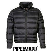 Piper Maru - Doudoune Plume Tal Carbon Noir