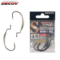 Decoy - Hamecons De Peche Texan Switcher Worm 102