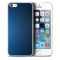 Qdos - Coque Housse Etui Smoothies Series, Racing Bleu pour iPhone 5/5S/SE