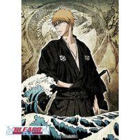 Abysscorp - Bleach Poster Ichigo estampe